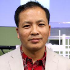 Pastor Mangpi